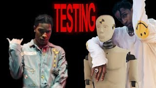 """A$AP Rocky - I Can Feel The Bass """"TESTING"""" (Upcoming album) #UNRELEASED v1"""