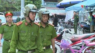 Thành phố Thanh Hóa huy động công an các phường, xã đảm bảo trật tự an toàn giao thông