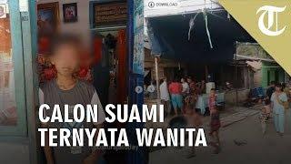 Viral Gadis Ini Batal Nikah karena Calon Suami ternyata Wanita