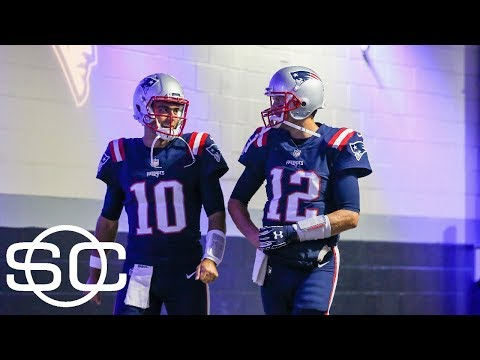 Jimmy Garoppolo on Tom Brady: He was a terrific mentor | SportsCenter | ESPN