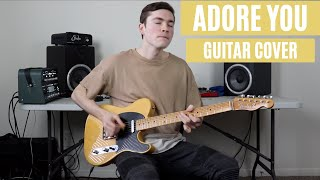 Harry Styles - Adore You - Guitar Cover