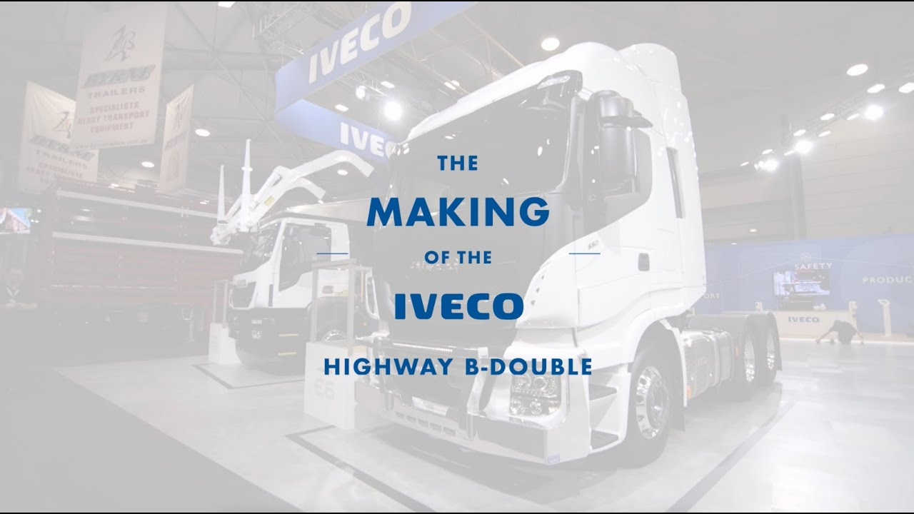 The Making of the IVECO Highway B-Double