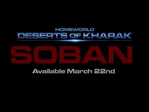 Homeworld: Deserts of Kharak SOBAN FLEET PACK Trailer thumbnail