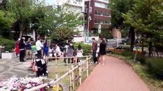 築地川公園 デイキャンプ場のイメージ