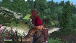 ElderScrollsIV:OblivionGameplay. 動画キャプチャー