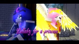 Lullaby for a princess - Minecraft parody and animation. ( English version )
