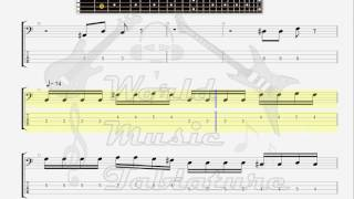 Dragon Heart   Gods Of Ice BASS GUITAR TAB