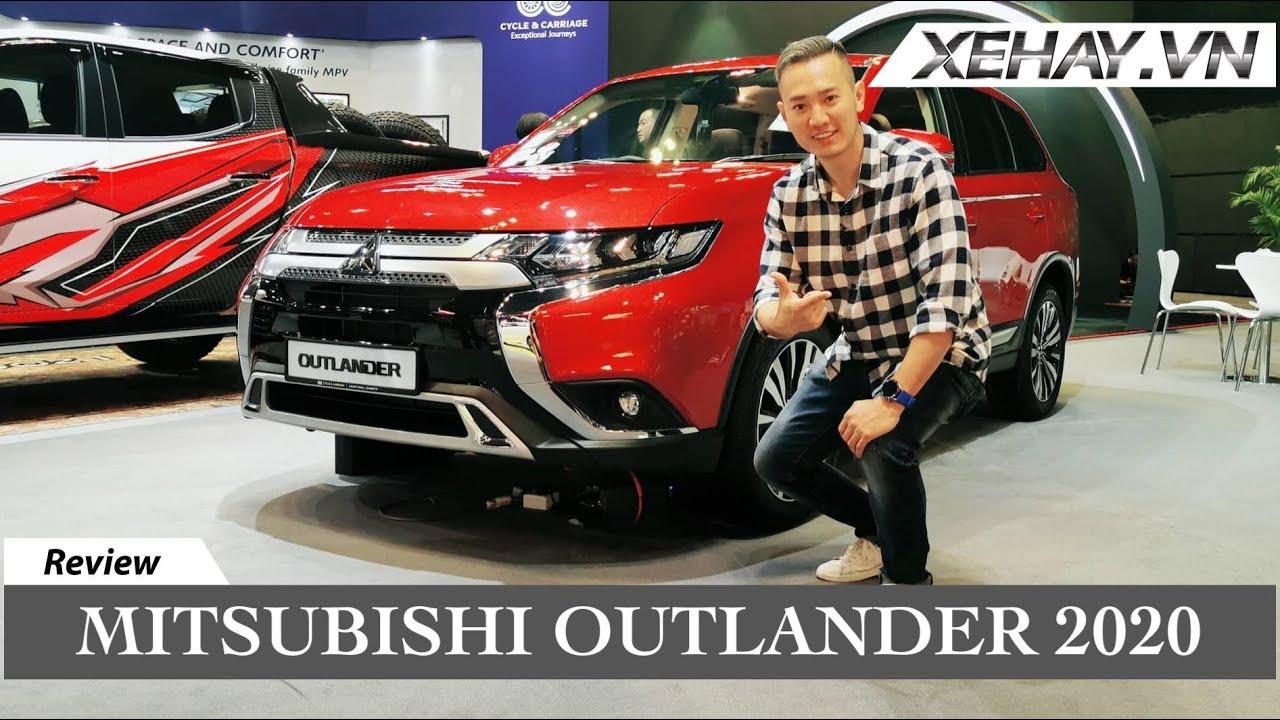 Tìm hiểu ngay Mitsubishi Outlander bản nâng cấp sắp về Việt Nam - Kinh Doanh: 0948.960.069