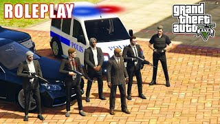 GTA 5 ROLEPLAY #1  Patron İşleri Büyütüyor Ortalık Karışacak !!