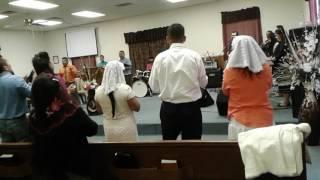 CUMBIA PARA CRISTO- EN LA IGLESIA MONTE DE SION DE LA FE EN CRISTO JESUS