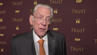 Sutherland tackles J. Paul Getty