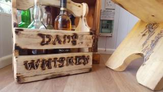 Easy Pallet Furniture Projects - Wood Crates, Trugs & Totes