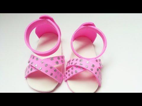 Sandalinha para bebê