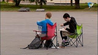 В субботу молодежь ждут у новгородского театра драмы на фестиваль «Swipefest»