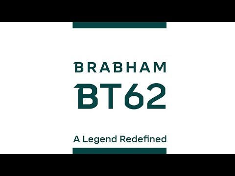 Brabham BT62 pit wall pass teaser video