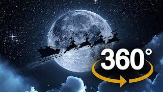Realidade Virtual 360: Voo de Balão com o Papai Noel