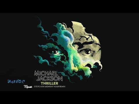 Michael Jackson – Thriller (Steve Aoki Midnight Hour Remix) [iTunes]