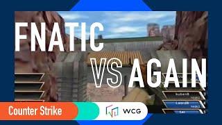 WCG 2009 GF - Counter Strike Final Set 1 | fnatic vs Again