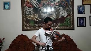 Tagpuan  Moira Dela Torre (Violin Cover) (raymondv09)