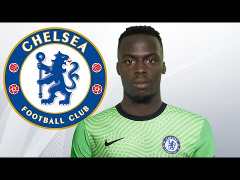 Edouard Mendy ● Welcome to Chelsea ● 2020 🔵OFFICIAL