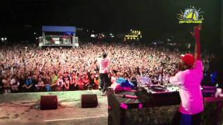 Talib Kweli & Dj Hi Tek live @ Hip Hop Kemp 2010