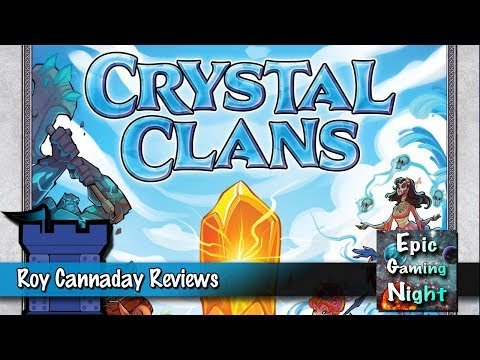 Roy Cannaday Crystal Clans review