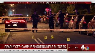 2 Dead, 6 Injured After Shooting at House Party Near Rutgers University | NBC New York