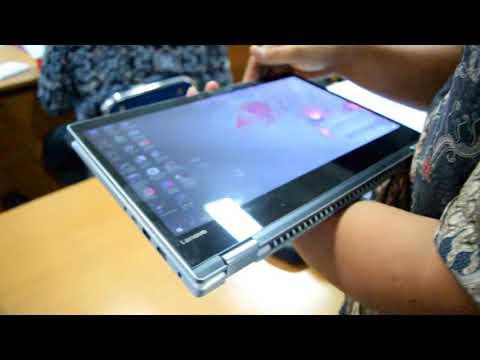 Lenovo Yoga 520-14IKB Touchscreen 2 in 1 - Grey Deals | i3-7200U, 256 GB SSD