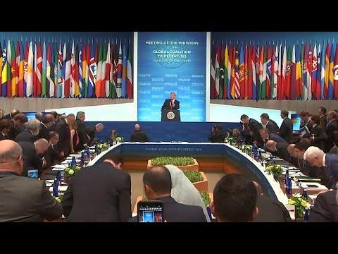 Τραμπ: Επανακαταλήφθηκαν τα εδάφη που κατείχε το ΙΚΙΛ σε Συρία – Ιράκ…