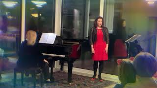 "Bel Raggio Lusighier - Rossini @the ""Singapourian House"" in Geneva"