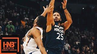 Phoenix Suns vs Minnesota Timberwolves Full Game Highlights | 01/20/2019 NBA Season