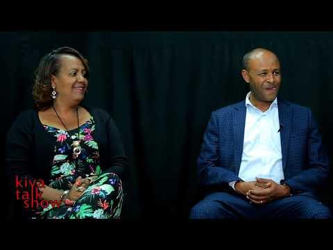 Kiya Talk Show - Interview- Pastor Solomon Amde and Ayeda Tesfaye