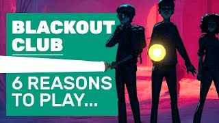 6 Ways The Blackout Club Gets Co-op Survival Horror Right