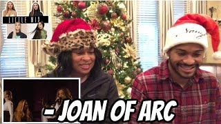 Mom Reacts To Little Mix Live   Joan Of Arc (Live From London)