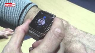 Apple Watch : première prise en main