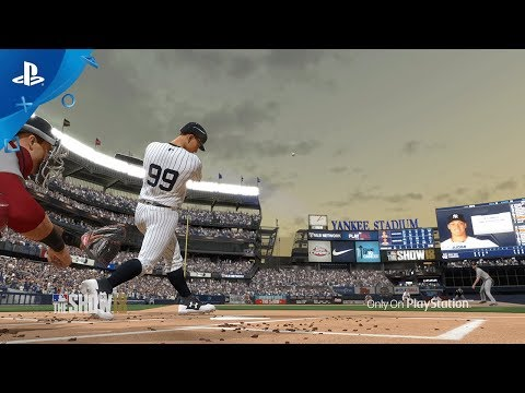 MLB The Show 18 – First Look Gameplay Trailer | PS4