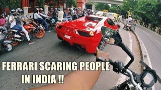 Chasing India
