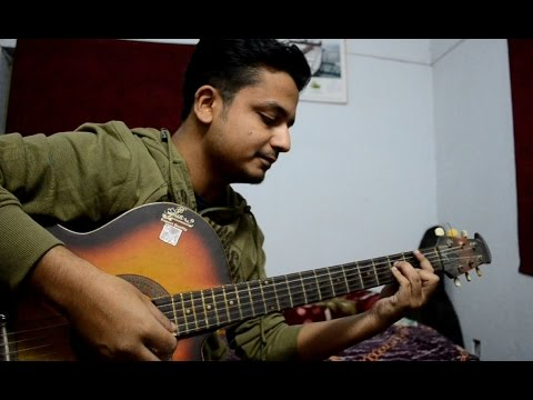Chaar Kadam | PK | Acoustic Guitar Cover Mp3