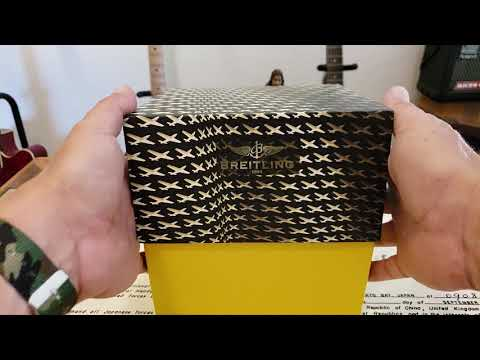 Unboxing a grail watch……for me!! Breitling Super Ocean II 42mm