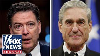 Swamp Watch: James Comey and Robert Mueller