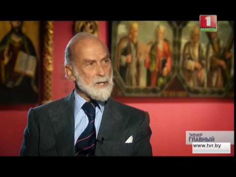 HRH Prince Michael of Kent interview to Belarus TV