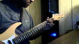 The Union Underground - Revolution Man (cover) Guitar rig 4