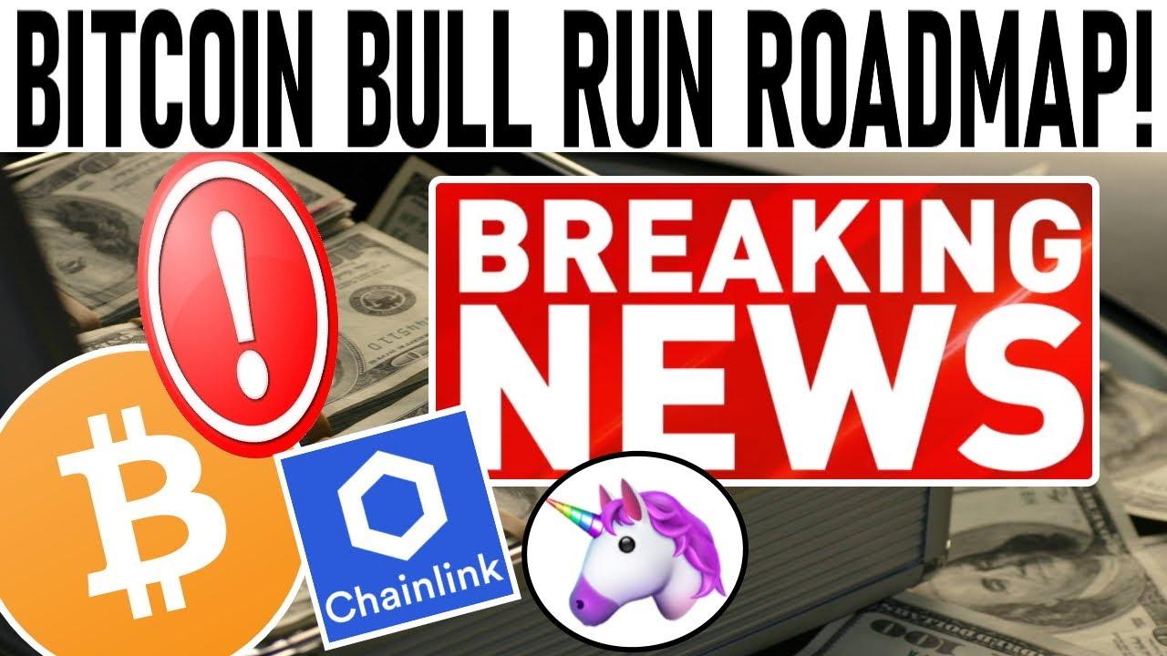 #Bitcoin #BTC INSANE BITCOIN BULL RUN ROADMAP! – WHALES DUMPING UNISWAP! – LINK PRICE DROP THEN +300% EXPLOSION!