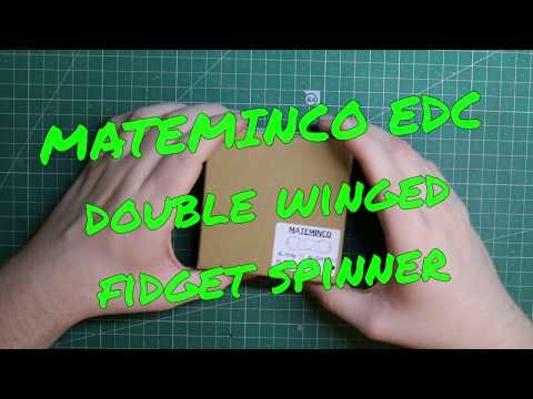 MATEMINCO EDC Over 7 min fidget spinner from Banggood