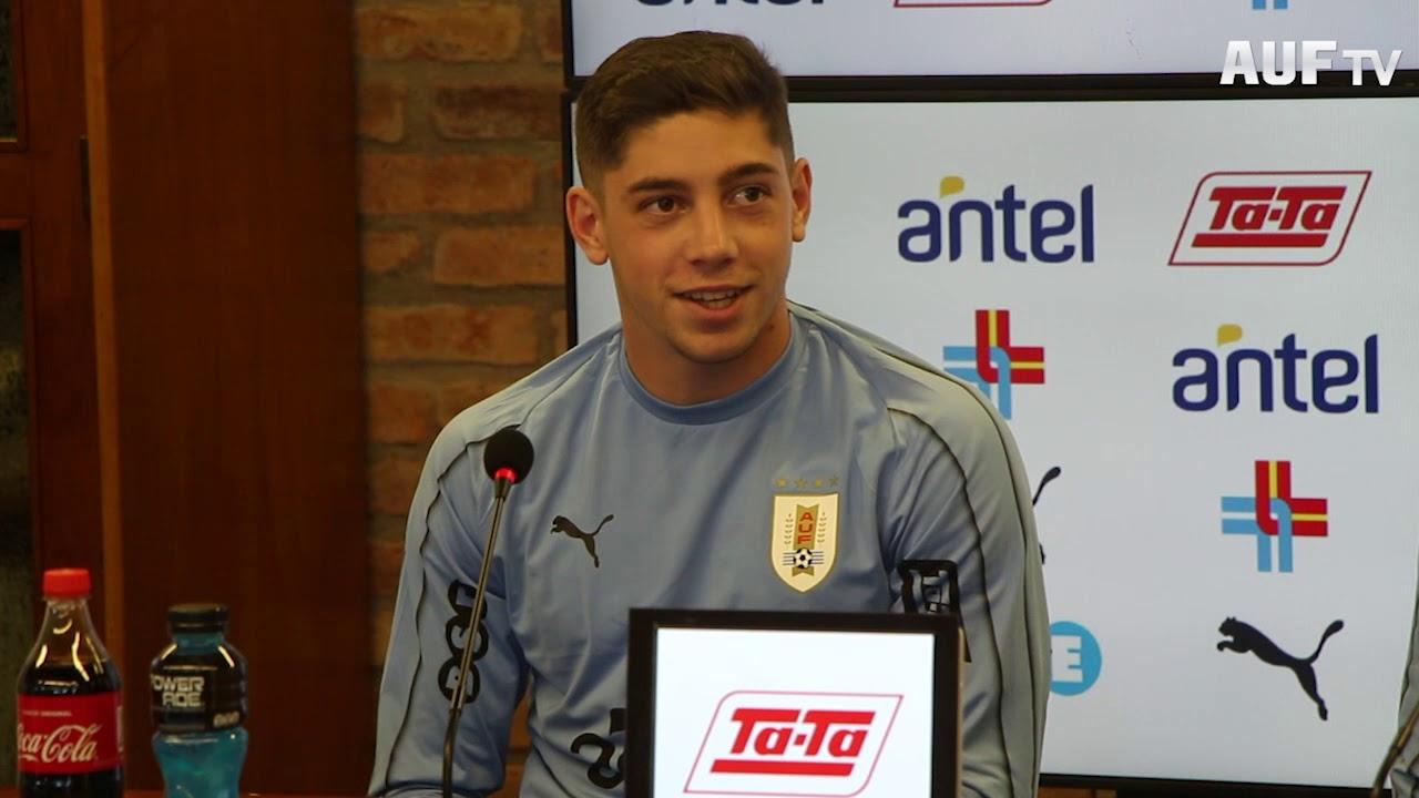 Conferencia de prensa de Valverde y Stuani - 3/6/2019