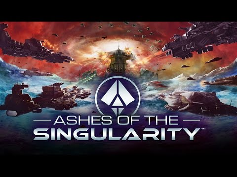 Ashes of the Singularity Gameplay Trailer thumbnail