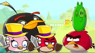 Angry Birds Friends - FaceBook Friends Tournament All Level 3 Stars August 11