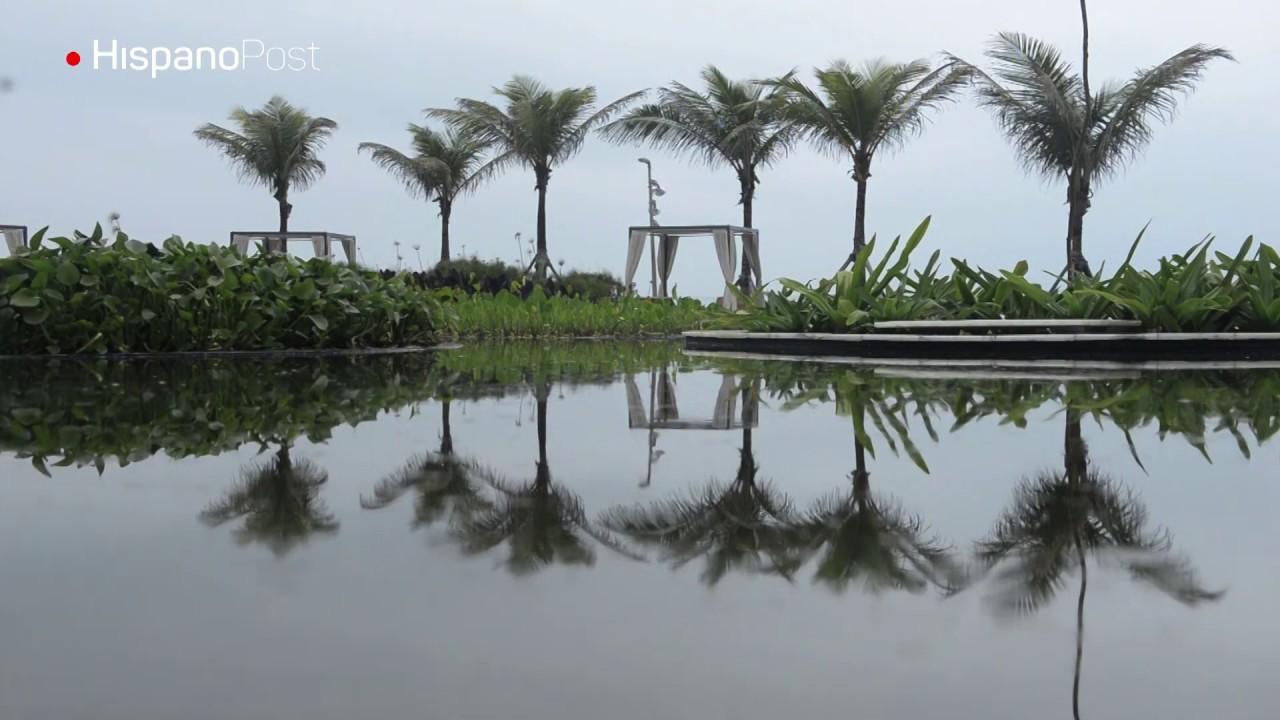 El hotel ideado por Niemeyer es patrimonio de Río
