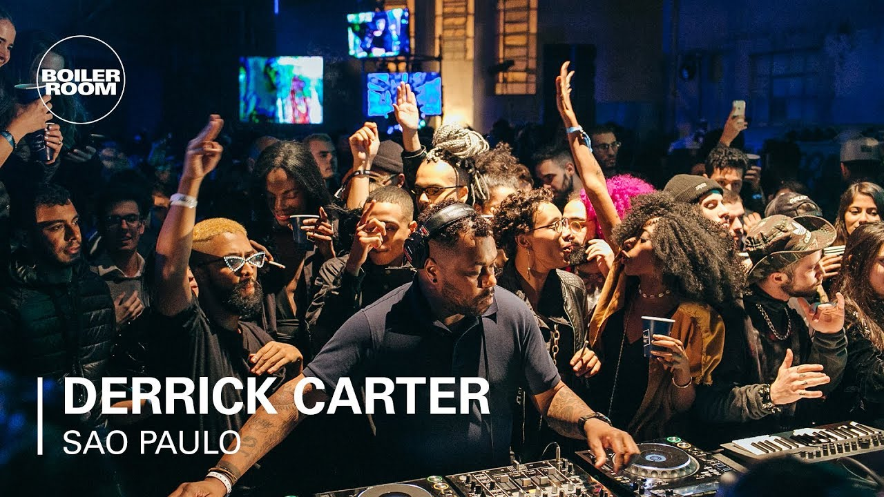Derrick Carter - Live @ Boiler Room x Ballantine's True Music: Hybrid Sounds Sao Paulo 2018