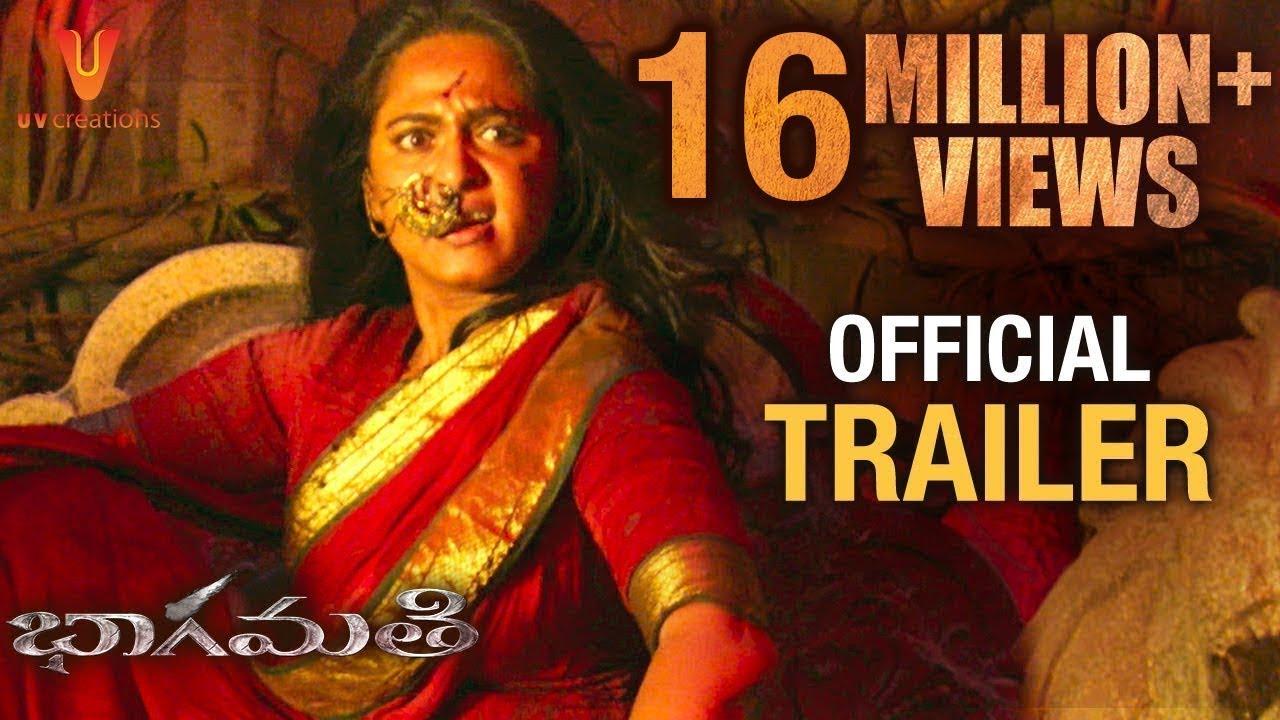 Bhaagamathie Telugu Movie Trailer | Anushka Shetty | Unni Mukundan | Thaman S